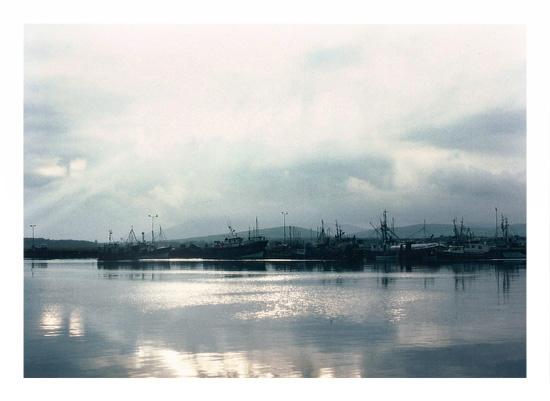 art prints - Light on Dingle Harbour Ireland by Eva Marion