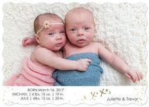 Twins Baby Announcement... by Mariko Iwata