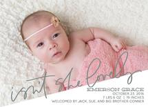 Lovely Baby Girl by West Sheridan
