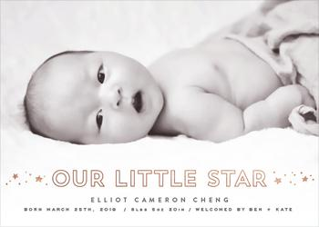 Our Little Star