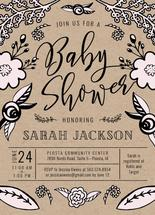 Baby Garden Shower by Mabe Design Co.