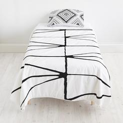 visionary 2 quilt + imperfectly perfect ikat