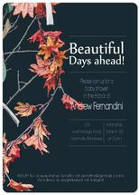Beautiful Days Ahead! by Vivian Design