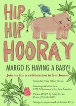 Hip Hip Hippo! by Shoshannah