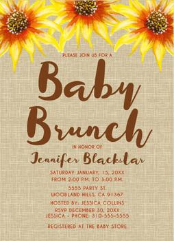 The Baby Brunch