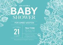 Flower Shower by Annie Dickerson