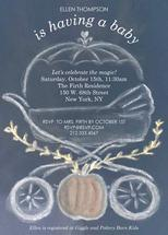 Pumpkin Carriage by Laura Ann Trimble Elbogen