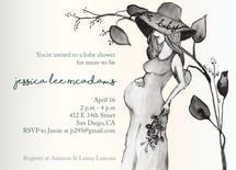 Baby Shower Invitation by Janie Rocek