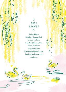 Storybook Swan