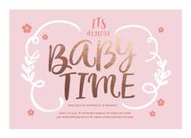 Baby Time by Mary Cecelia