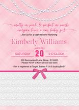 pretty in pink, perfect... by Willow Lane Paper