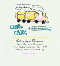 Choo, Choo! by Grace Z