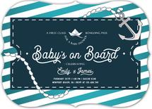 Baby's on Board by Linda Nagy