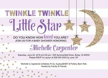twinkle twinkle little... by Willow Lane Paper