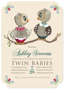 Baby Owl - Twins