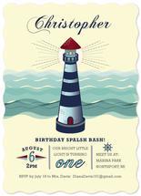 Ahoy First Birthday Lig... by Tresa Meyer-Clark
