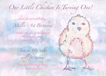 Chicken Birthday by Maggie Puzey