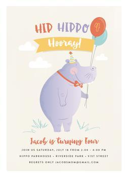 Hip Hippo Hooray