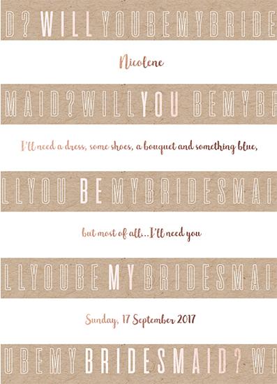 party invitations - I'll need you by Nkhensani Rikhotso