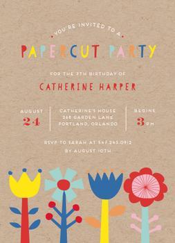 Papercut Party