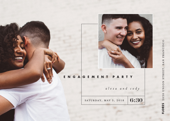 party invitations - Downtown by Eric Clegg