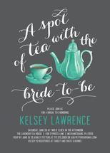 A Spot of Tea by Jenna Pellman Design
