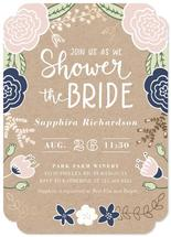 Floral Shower by Mabe Design Co.