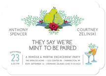 Mint To Be Paired by Tresa Meyer-Clark