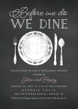 We Dine