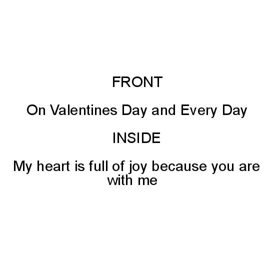 greeting card - Joyful Heart by Lee Martin