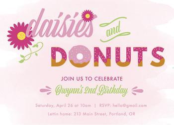 Daisies & Donuts