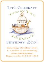 Birthday Zoo by Carrie Shannon