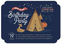 Bring the Tipi Birthday... by Tresa Meyer-Clark