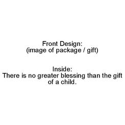 No Greater Gift