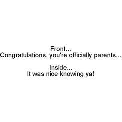 nice knowing ya!