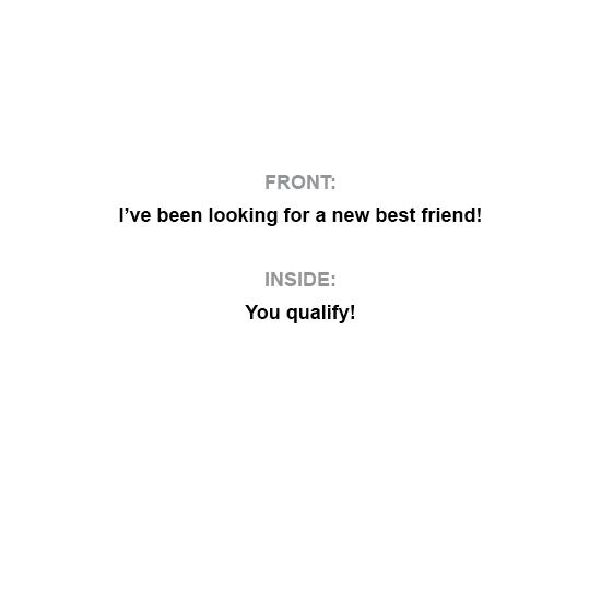 greeting card - Friends: Girls by Al Harvey