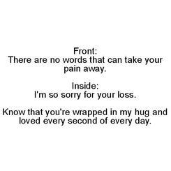 Hug and Love