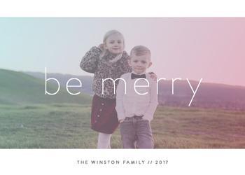 modernly merry