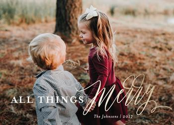 All Things Merry