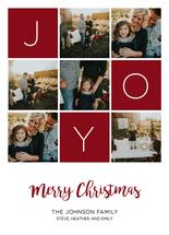 Joy Squares by Chrissie Parker