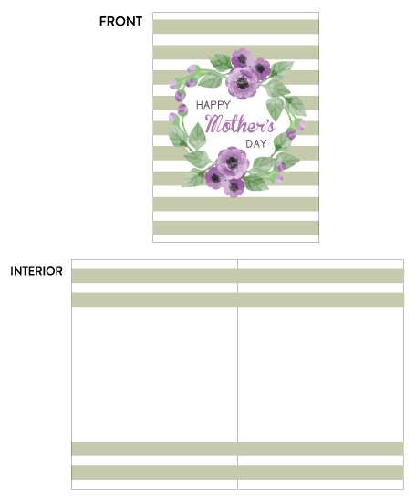 greeting card - Mother's Day Flowers by sprinkledwithcolor