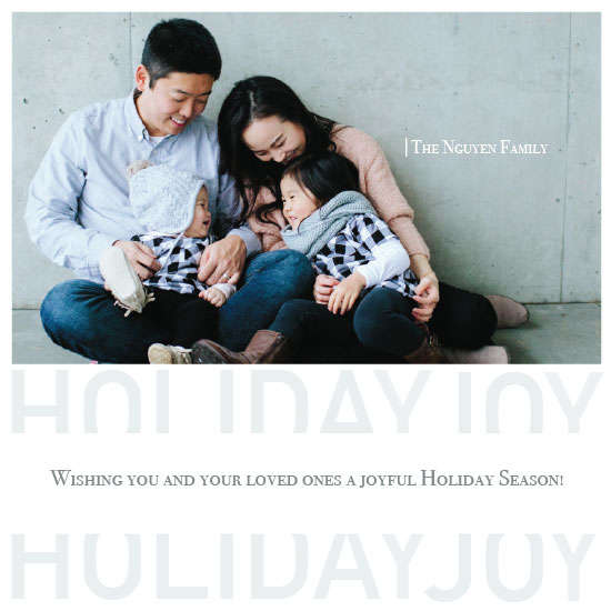 holiday photo cards - Holiday Wishes by Alicia Tosky