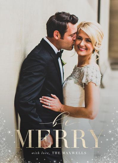 holiday photo cards - Timeless by Jennifer Postorino