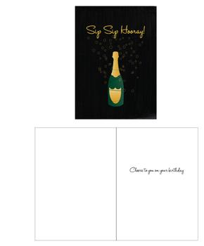 Champagne Hooray