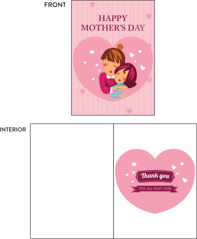 greeting card - Mommy's Love by Nitika Trichal