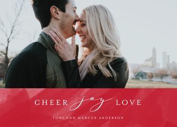 cheer joy love