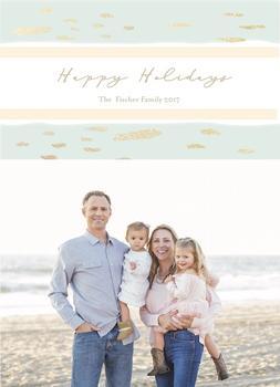 Holiday Sea Stripes