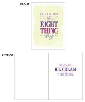 I've Got Ice Cream