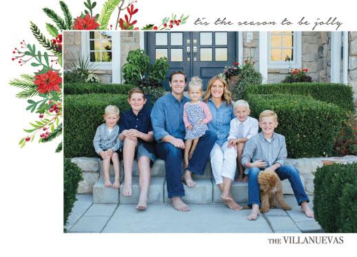 holiday photo cards - Mistle Toe by Rose Pajaroja