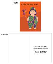 Birthday for 2 year old... by Deanna Pickford